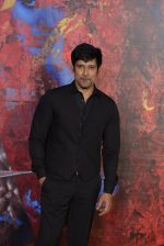 Chiyaan Vikram at I movie trailor launch in PVR, Mumbai on 29th Dec 2014 (12)_54a275a4beb7b.JPG
