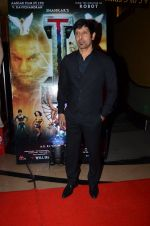 Chiyaan Vikram at I movie trailor launch in PVR, Mumbai on 29th Dec 2014 (17)_54a2775540273.JPG