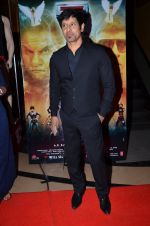 Chiyaan Vikram at I movie trailor launch in PVR, Mumbai on 29th Dec 2014 (20)_54a277653071a.JPG