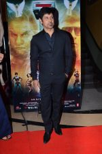 Chiyaan Vikram at I movie trailor launch in PVR, Mumbai on 29th Dec 2014 (21)_54a2776af3fe6.JPG