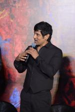 Chiyaan Vikram at I movie trailor launch in PVR, Mumbai on 29th Dec 2014 (27)_54a27783bd029.JPG