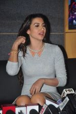 Gauhar Khan promote Country Club new year_s in Mumbai on 29th Dec 2014 (9)_54a27435889d5.JPG