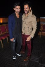 Rithvik Dhanjani at Ravi Dubey_s birthday bash hosted by Sargun mehta in Mumbai on 29th Dec 2014 (16)_54a27c05792df.JPG