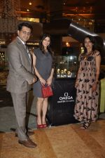 Tanisha Mukherjee at Popley Group celebrates Omega Sun Down Session in Grand Hyatt, Mumbai on 27th Dec 2014 (22)_54a274bd244e9.JPG