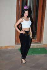 Ameesha Patel at Sanjay Dutt_s New Year Bash in Mumbai on 31st Dec 2014 (20)_54a51bff48d93.JPG