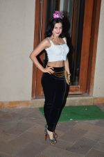 Ameesha Patel at Sanjay Dutt_s New Year Bash in Mumbai on 31st Dec 2014 (21)_54a51c009cc2c.JPG