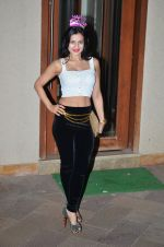 Ameesha Patel at Sanjay Dutt_s New Year Bash in Mumbai on 31st Dec 2014 (25)_54a51c047d932.JPG