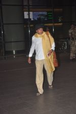 Mithun Chakraborty snapped at airport in Mumbai on 2nd Jan 2015 (54)_54a7cab12c50e.JPG