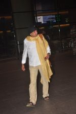 Mithun Chakraborty snapped at airport in Mumbai on 2nd Jan 2015 (55)_54a7cab2d4e54.JPG