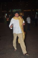 Mithun Chakraborty snapped at airport in Mumbai on 2nd Jan 2015 (57)_54a7cab6bf0c9.JPG