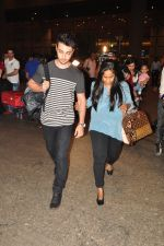 Arpita Khan snapped at airport on 3rd Jan 2015 (13)_54a9428b88ec2.JPG