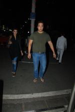 Rinzing Denzongpa snapped at airport in Mumbai on 4th Jan 2014 (65)_54aa34b39815f.JPG