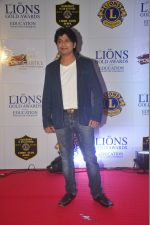 Ankit Tiwari at the 21st Lions Gold Awards 2015 in Mumbai on 6th Jan 2015 (395)_54acf255437cb.jpg