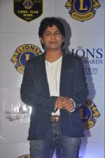 Ankit Tiwari at the 21st Lions Gold Awards 2015 in Mumbai on 6th Jan 2015 (397)_54acf256ce8f2.jpg