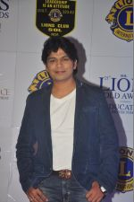 Ankit Tiwari at the 21st Lions Gold Awards 2015 in Mumbai on 6th Jan 2015 (403)_54acf2a0eecab.jpg