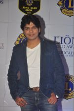 Ankit Tiwari at the 21st Lions Gold Awards 2015 in Mumbai on 6th Jan 2015 (404)_54acf25c85cad.jpg