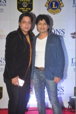 Ankit Tiwari at the 21st Lions Gold Awards 2015 in Mumbai on 6th Jan 2015 (407)_54acf25f724ea.jpg