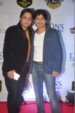 Ankit Tiwari at the 21st Lions Gold Awards 2015 in Mumbai on 6th Jan 2015 (408)_54acf2607112a.jpg