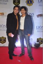 Ankit Tiwari at the 21st Lions Gold Awards 2015 in Mumbai on 6th Jan 2015 (409)_54acf26174b35.jpg