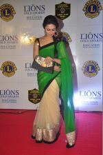 Divyanka Tripathi at the 21st Lions Gold Awards 2015 in Mumbai on 6th Jan 2015 (489)_54acf3ab73b6d.jpg