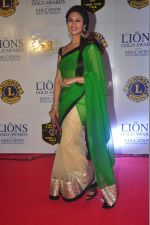 Divyanka Tripathi at the 21st Lions Gold Awards 2015 in Mumbai on 6th Jan 2015 (493)_54acf3ae549d7.jpg