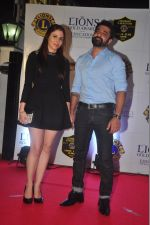 Eijaz Khan at the 21st Lions Gold Awards 2015 in Mumbai on 6th Jan 2015 (181)_54acf3b5c2c1a.jpg