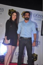 Eijaz Khan at the 21st Lions Gold Awards 2015 in Mumbai on 6th Jan 2015 (182)_54acf3b6807ba.jpg