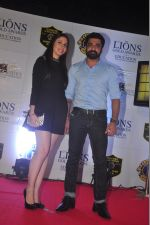 Eijaz Khan at the 21st Lions Gold Awards 2015 in Mumbai on 6th Jan 2015 (184)_54acf3b7e74fa.jpg