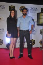 Eijaz Khan at the 21st Lions Gold Awards 2015 in Mumbai on 6th Jan 2015 (186)_54acf3b95e816.jpg