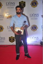Eijaz Khan at the 21st Lions Gold Awards 2015 in Mumbai on 6th Jan 2015 (411)_54acf3bbb5049.jpg
