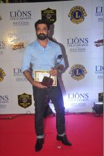 Eijaz Khan at the 21st Lions Gold Awards 2015 in Mumbai on 6th Jan 2015 (412)_54acf3bc72436.jpg