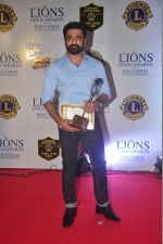 Eijaz Khan at the 21st Lions Gold Awards 2015 in Mumbai on 6th Jan 2015 (413)_54acf3bd4db71.jpg