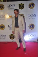 Gautam Rode at the 21st Lions Gold Awards 2015 in Mumbai on 6th Jan 2015 (328)_54acf3dae8325.jpg