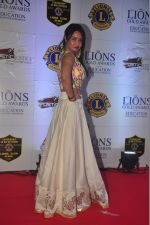 Kavita Verma at the 21st Lions Gold Awards 2015 in Mumbai on 6th Jan 2015 (35)_54acf3f62352b.jpg