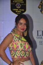 Kavita Verma at the 21st Lions Gold Awards 2015 in Mumbai on 6th Jan 2015 (40)_54acf3fa565c1.jpg