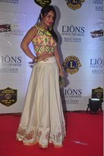 Kavita Verma at the 21st Lions Gold Awards 2015 in Mumbai on 6th Jan 2015 (41)_54acf3fb5547b.jpg