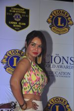 Kavita Verma at the 21st Lions Gold Awards 2015 in Mumbai on 6th Jan 2015 (44)_54acf3fe36b10.jpg
