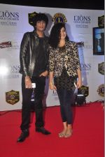 Palak Muchhal, Palaash Muchhal at the 21st Lions Gold Awards 2015 in Mumbai on 6th Jan 2015 (78)_54acf5026ec13.jpg