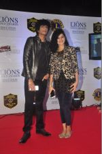 Palak Muchhal, Palaash Muchhal at the 21st Lions Gold Awards 2015 in Mumbai on 6th Jan 2015 (75)_54acf50091d0e.jpg