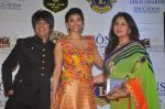Rohit Verma, Daisy Shah, Poonam Dhillon at the 21st Lions Gold Awards 2015 in Mumbai on 6th Jan 2015 (581)_54acf32c25227.jpg