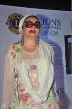 Salma Agha at the 21st Lions Gold Awards 2015 in Mumbai on 6th Jan 2015 (91)_54acf5e1a9e45.jpg