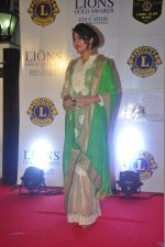 Shafaq Naaz at the 21st Lions Gold Awards 2015 in Mumbai on 6th Jan 2015 (254)_54acf6087584f.jpg