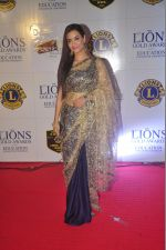 at the 21st Lions Gold Awards 2015 in Mumbai on 6th Jan 2015 (537)_54acf2e0cff39.jpg