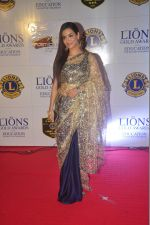at the 21st Lions Gold Awards 2015 in Mumbai on 6th Jan 2015 (538)_54acf2e1de5ec.jpg