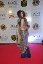 at the 21st Lions Gold Awards 2015 in Mumbai on 6th Jan 2015 (539)_54acf2e2c7b3c.jpg