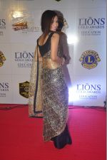 at the 21st Lions Gold Awards 2015 in Mumbai on 6th Jan 2015 (541)_54acf2e4c1c9d.jpg