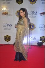 at the 21st Lions Gold Awards 2015 in Mumbai on 6th Jan 2015 (542)_54acf2e5af3c7.jpg