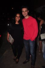 Arpita Khan snapped outside Olive in Mumbai on 7th Jan 2015 (17)_54ae2c092af53.JPG