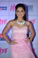 Sonalee Kulkarni at the Music Launch of film Mitwa in Worli, Mumbai on 7th Jan 2015 (9)_54ae3f5e2f160.JPG
