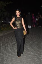 Amrita Rao at Farah Khan_s birthday bash at her house in Andheri on 8th Jan 2015 (501)_54afbd8d7db0c.JPG